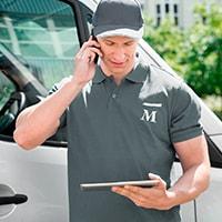 GPS-контроль мобильных сотрудников и постановка им задач