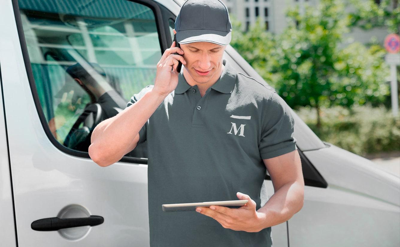 GPS-контроль мобильных сотрудников